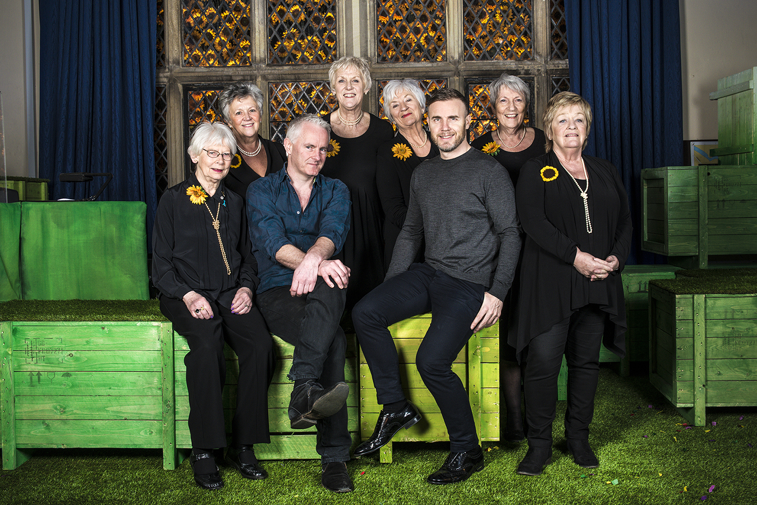 The Girls Review, Gary Barlow new musical, Tim Firth