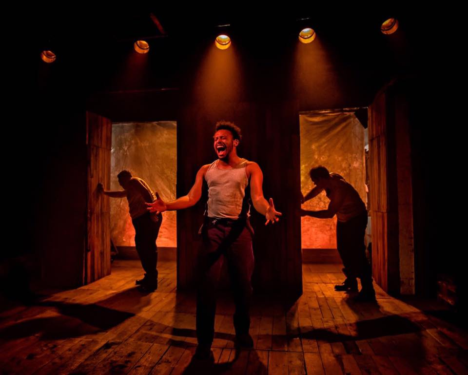 Parade the musical at the Hope Mill Theatre, review by Amy Stutz