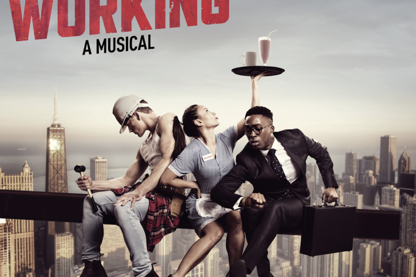 Working Musical Dean Chisnall Interview at the Southwark Playhouse