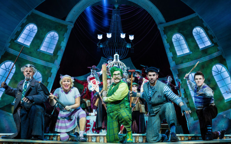 Wind in the willows, london palladium review